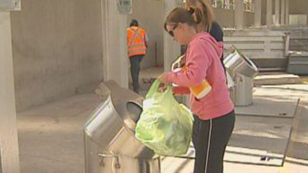 Buscan fomentar cultura del reciclaje a través de puntos limpios