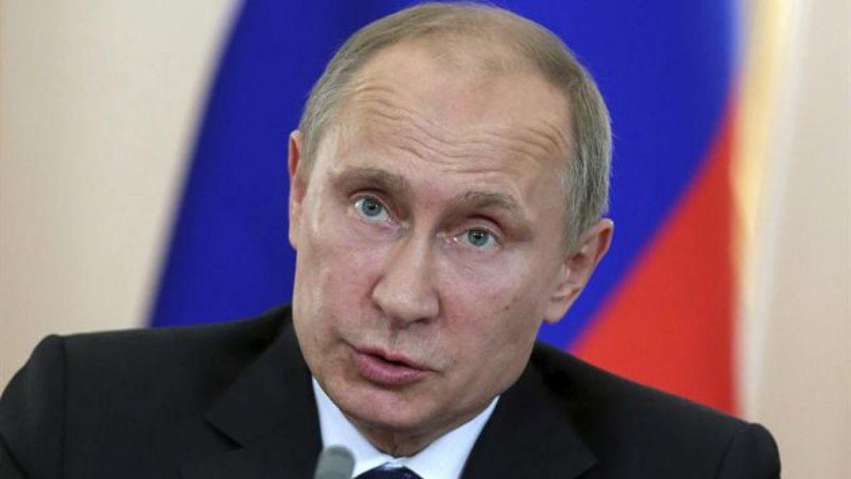 Putin afirma que atletas homosexuales se sentirán bien en JJ.OO.