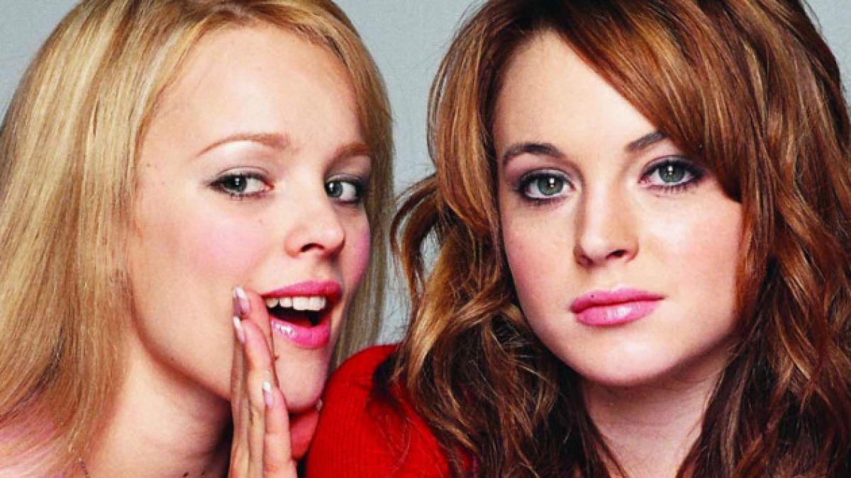 """Rachel McAdams revela qué pensaba sobre Lindsay Lohan en """"Chicas Pesadas"""""""