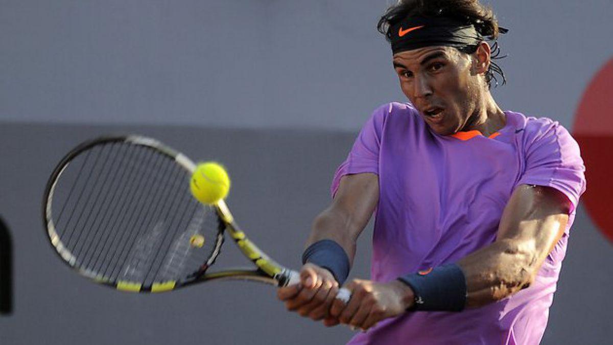 Rafael Nadal triunfa en Roland Garros