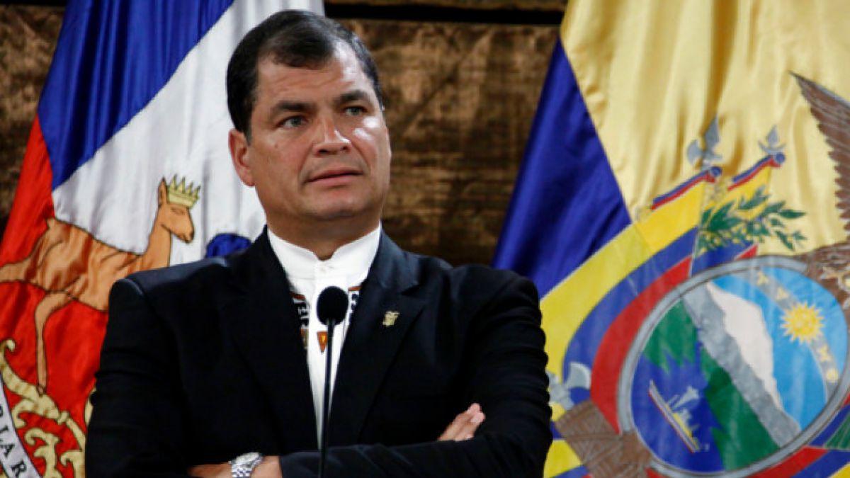 """Presidente de Ecuador descarta """"enfriamiento"""" de relaciones con Chile por La Haya"""
