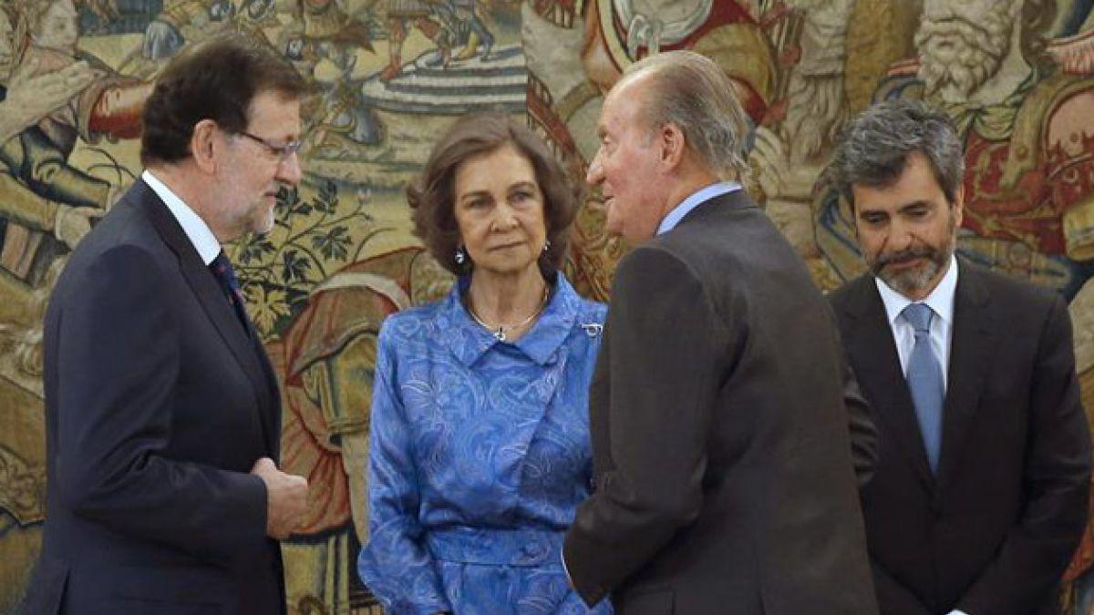 Mariano Rajoy afirmó que no renunciará