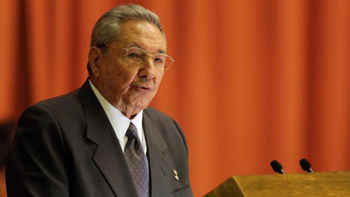 EE. UU. critica anuncio de retirada de Raúl Castro en 2018