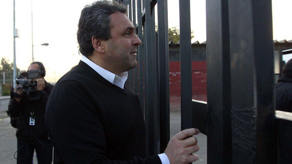 Niegan acceso a presidente de CSD Colo Colo a Junta de Accionistas de la Inmobiliaria
