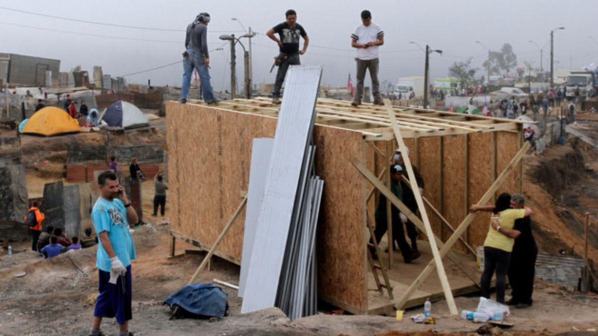 Minuto a minuto: El desafío de la reconstrucción en Valparaíso tras incendio