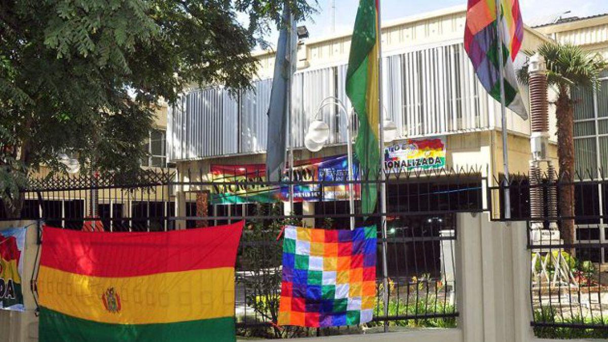 UE preocupada por expropiación en Bolivia