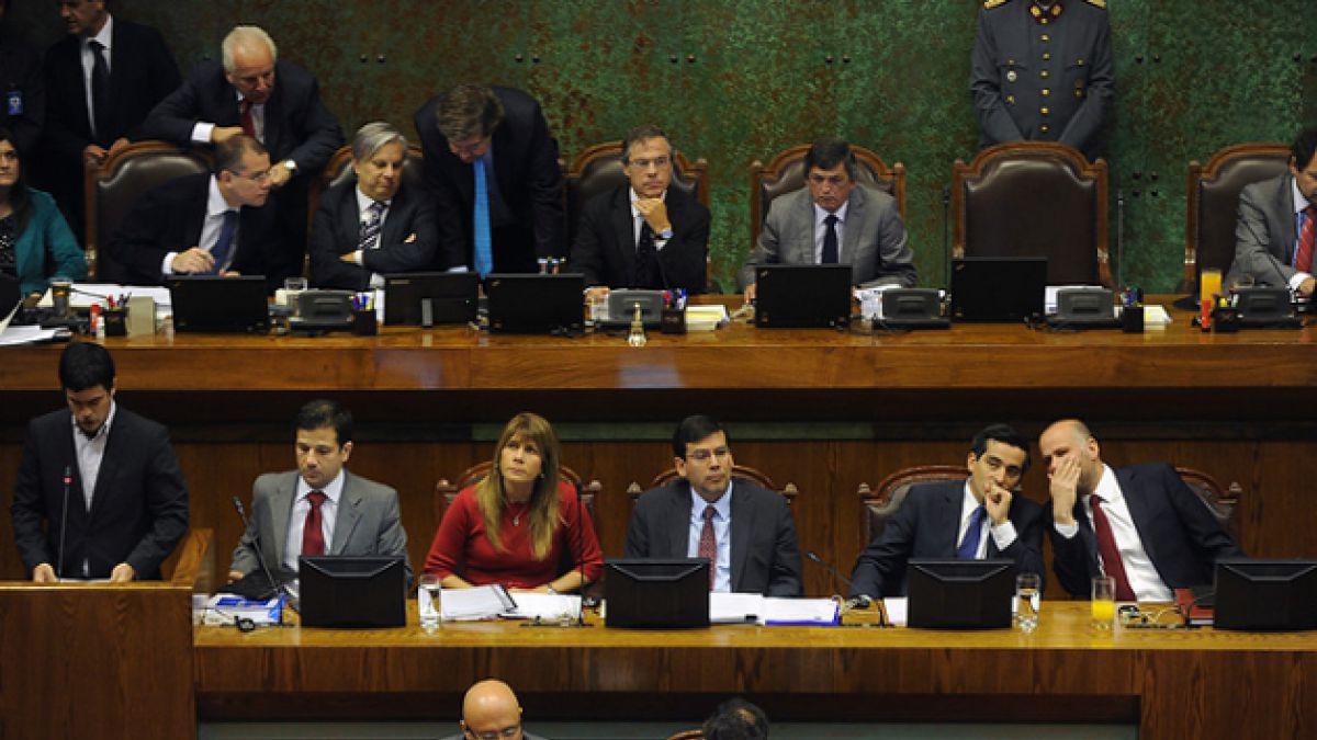 Cámara de Diputados aprueba en general proyecto de reforma tributaria