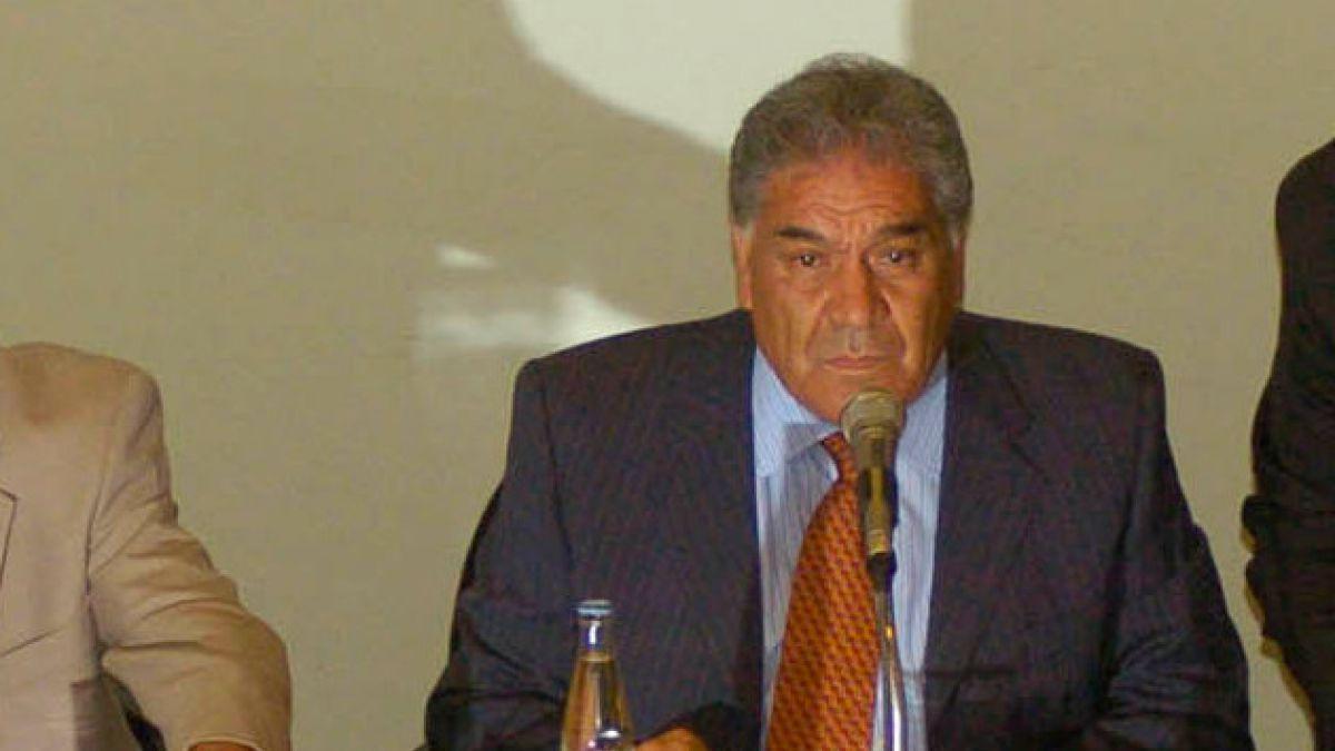 Reinaldo Sánchez: Esta generación del Mundial fue por mí