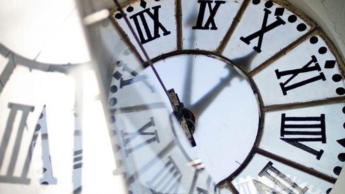 Ministerio de Energía anuncia fechas de cambio de horario