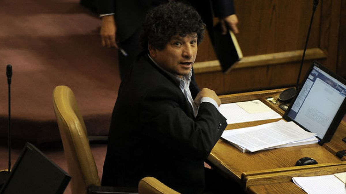 """René Alinco aclara que voto por acusación """"no fue de venganza"""""""