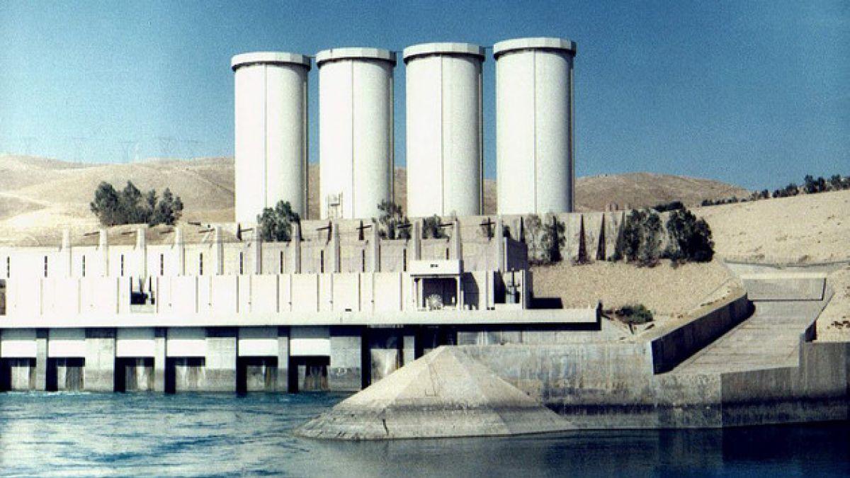 Fuerzas iraquíes y kurdas recuperan control de importante represa en Irak