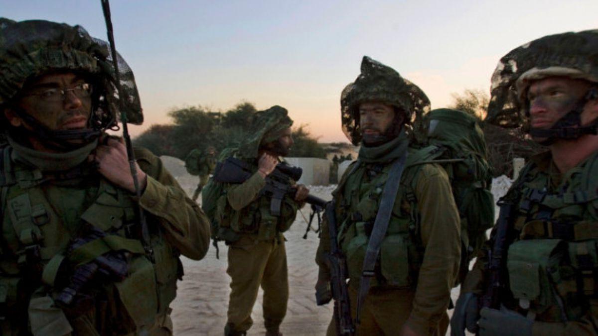 Más de 40 reservistas israelíes rechazan servir en el Ejército por abusos contra palestinos