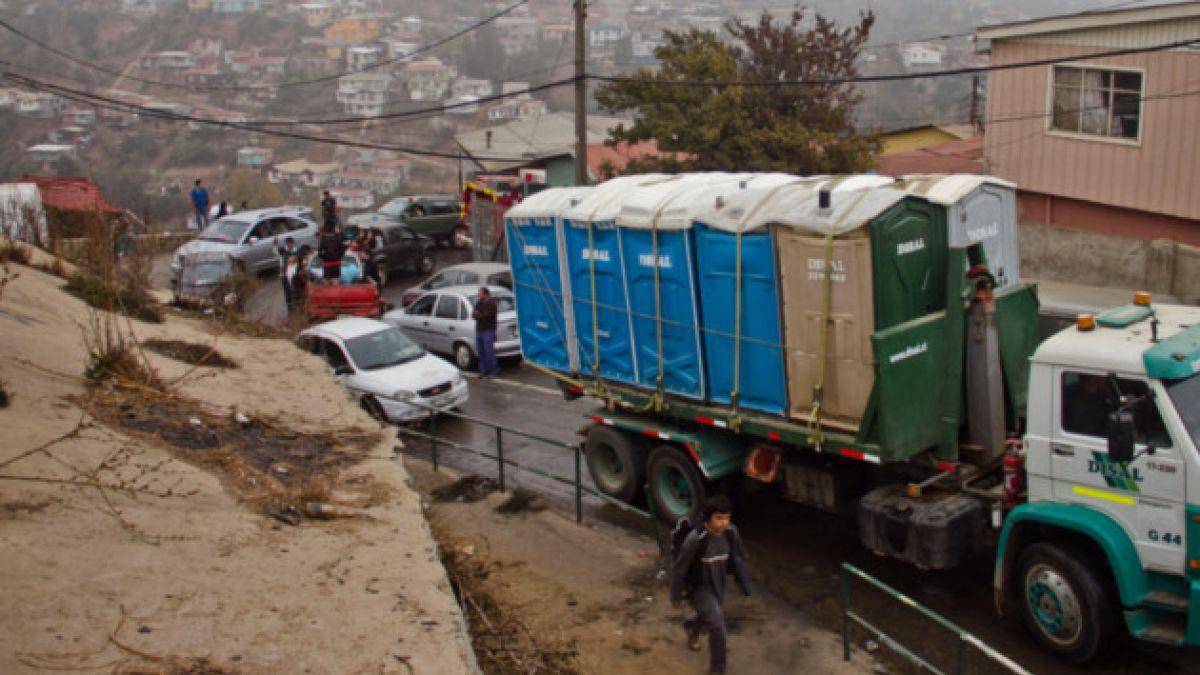 Comienza restricción vehicular especial en comuna de Valparaíso