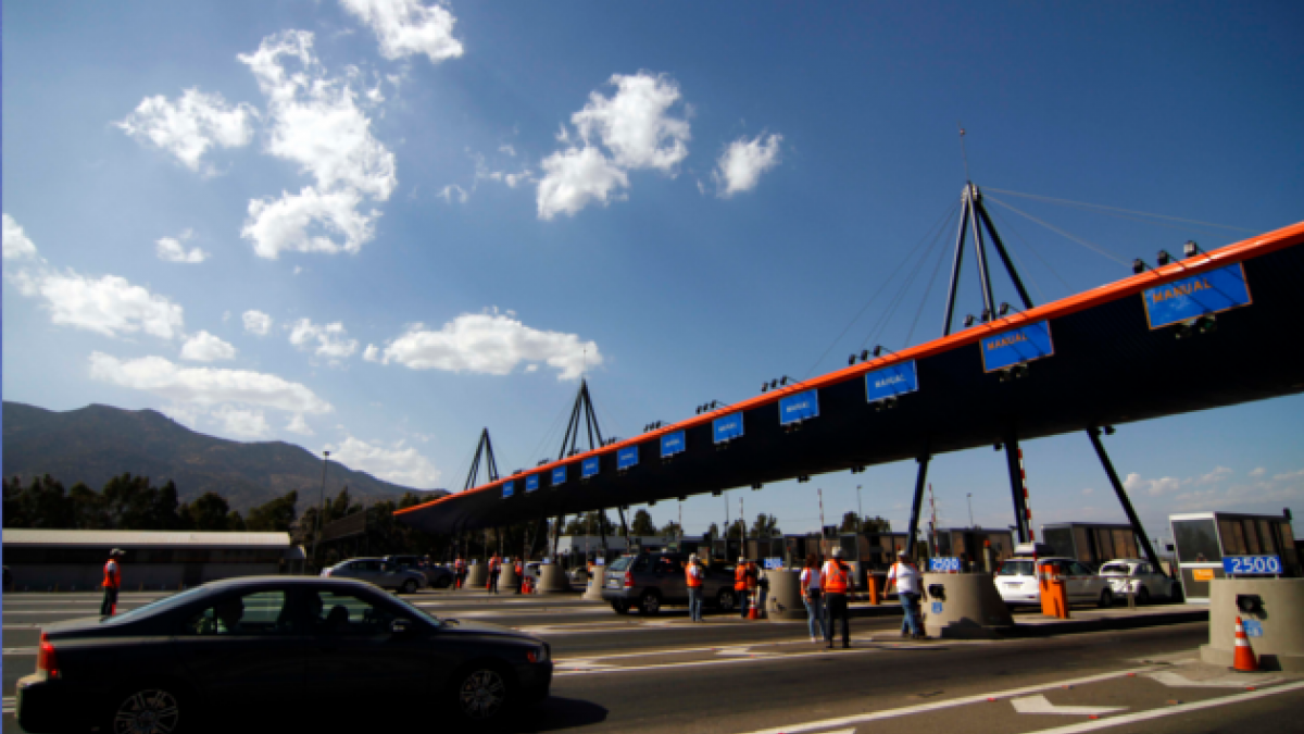 Operación Retorno: Así lucen las principales rutas de acceso a la capital