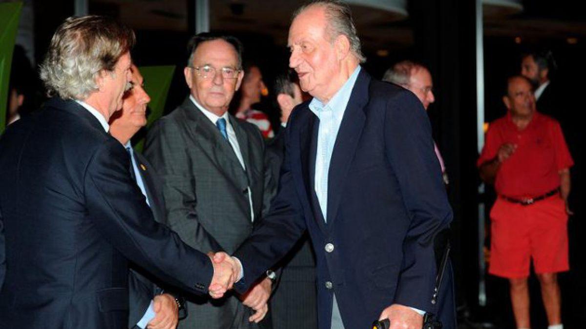 Rey de España llegará esta tarde a Chile