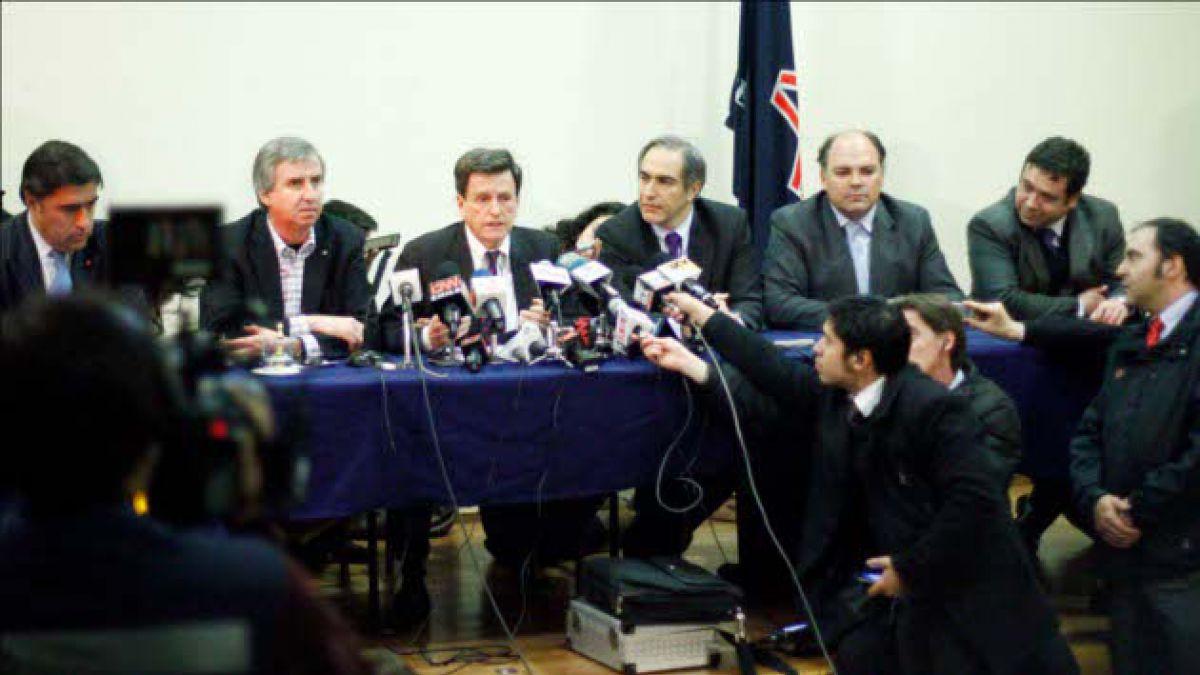 RN aplaza consejo general por negociación parlamentaria