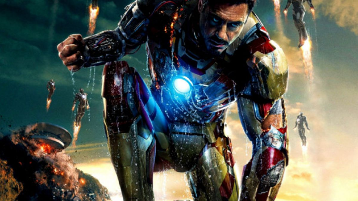 "Robert Downey Jr. está dispuesto a protagonizar ""Iron Man 4"""