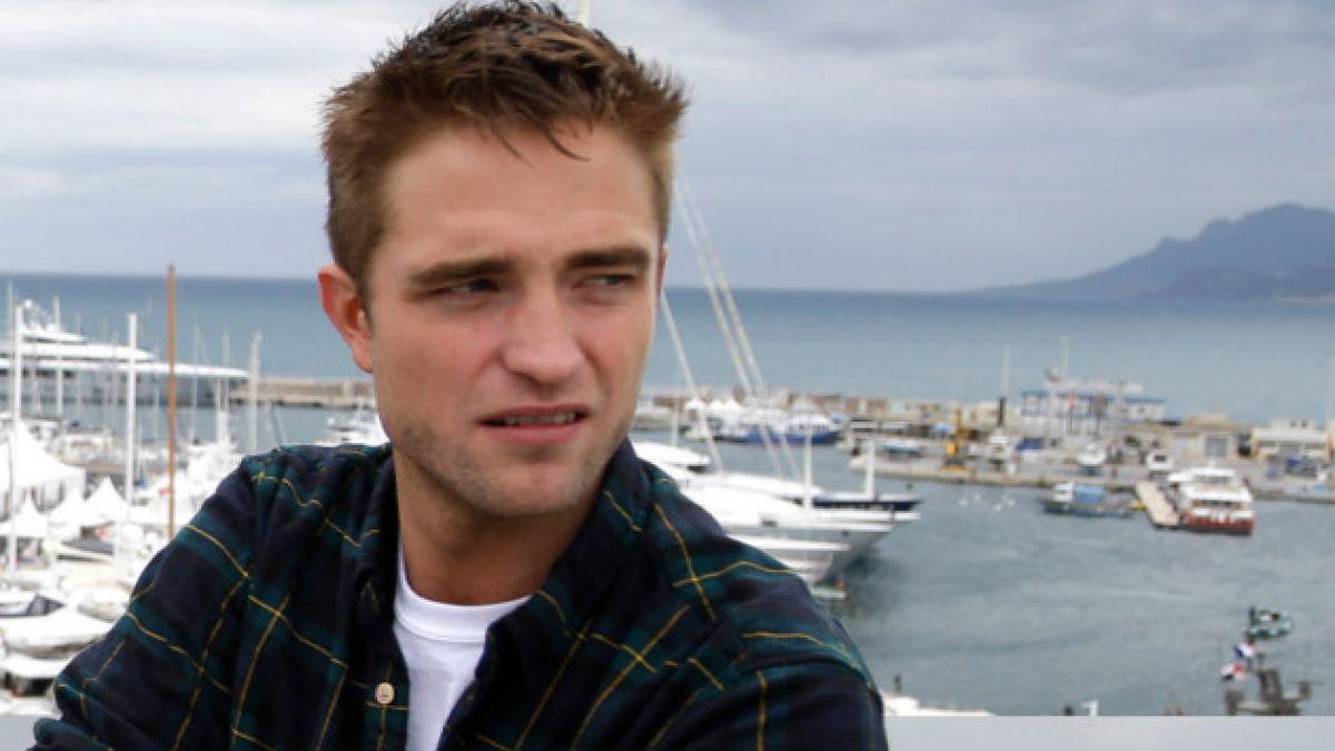 Robert Pattinson sorprende con detalles sobre su estilo de vida