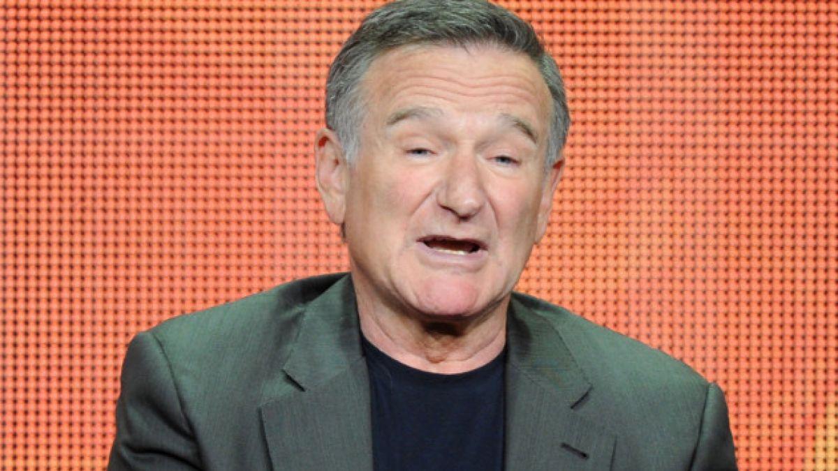 Robin Williams ingresa a centro de rehabilitación para evitar recaída