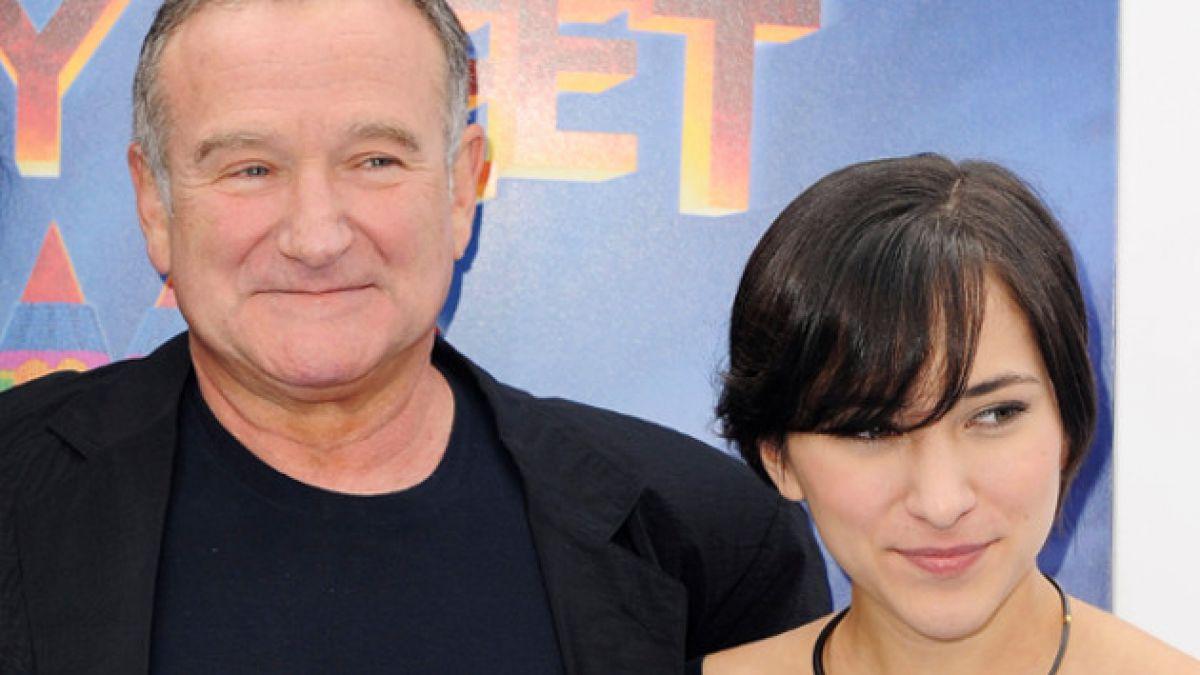 El emotivo mensaje de la hija de Robin Williams a 6 semanas de su muerte