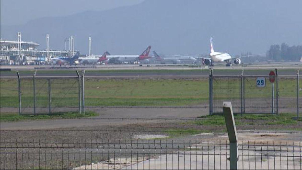 Cinco firmas presentaron ofertas para nuevo aeropuerto de Santiago