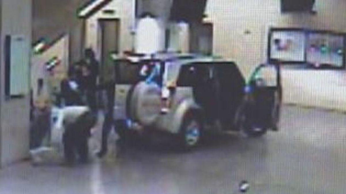 Frustran robo de cajero automático en DUOC de San Joaquín