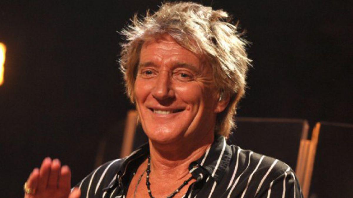 Rod Stewart será parte del Festival de Viña del Mar 2014