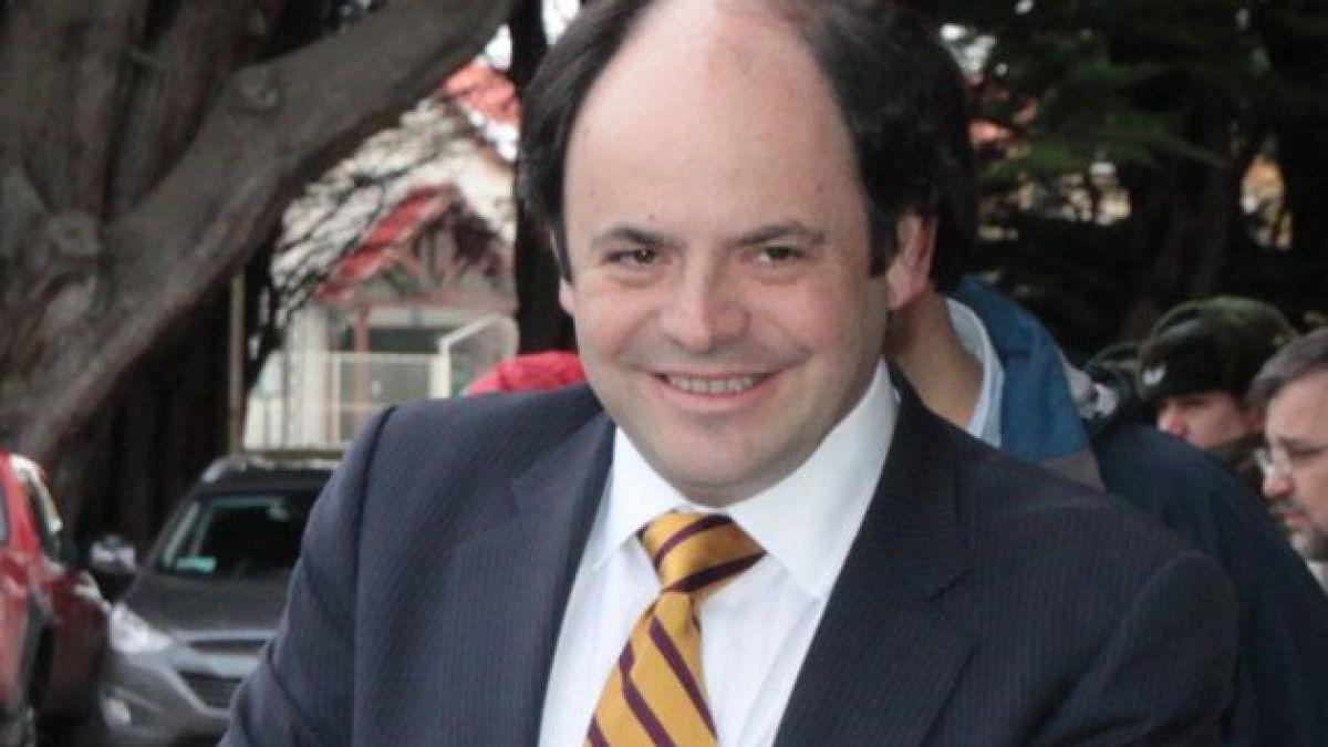 Rodrigo Álvarez asiste a consejo general de la UDI tras renuncia al Gobierno