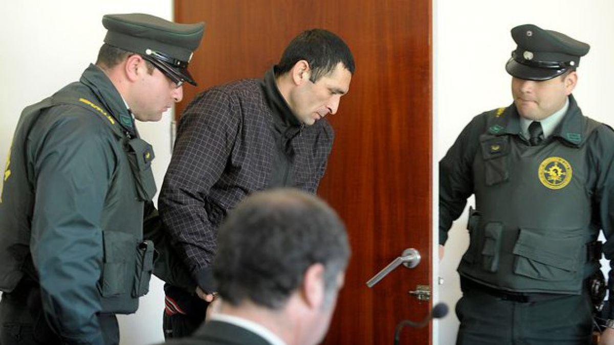 Condenan a cadena perpetua a violador de Reñaca