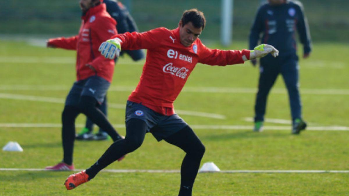 """La """"Roja"""" empieza última etapa de preparación de cara al Mundial"""
