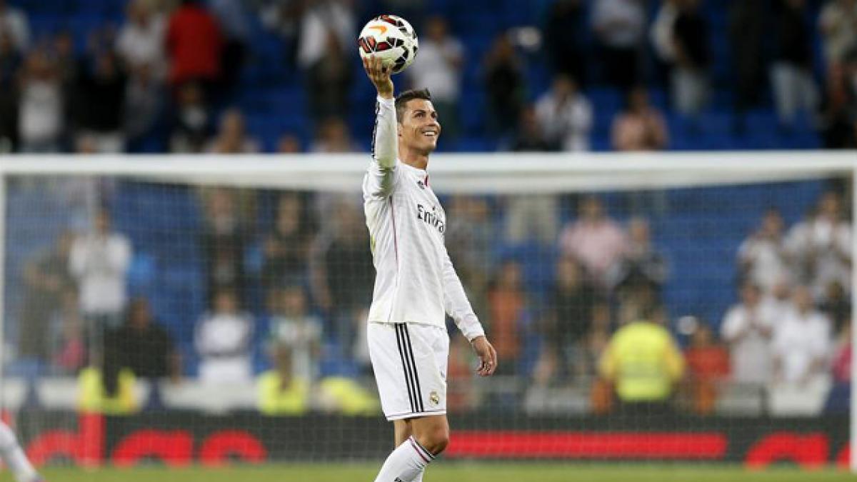 Cristiano Ronaldo es goleador indiscutido de la Liga superando a Messi y Neymar