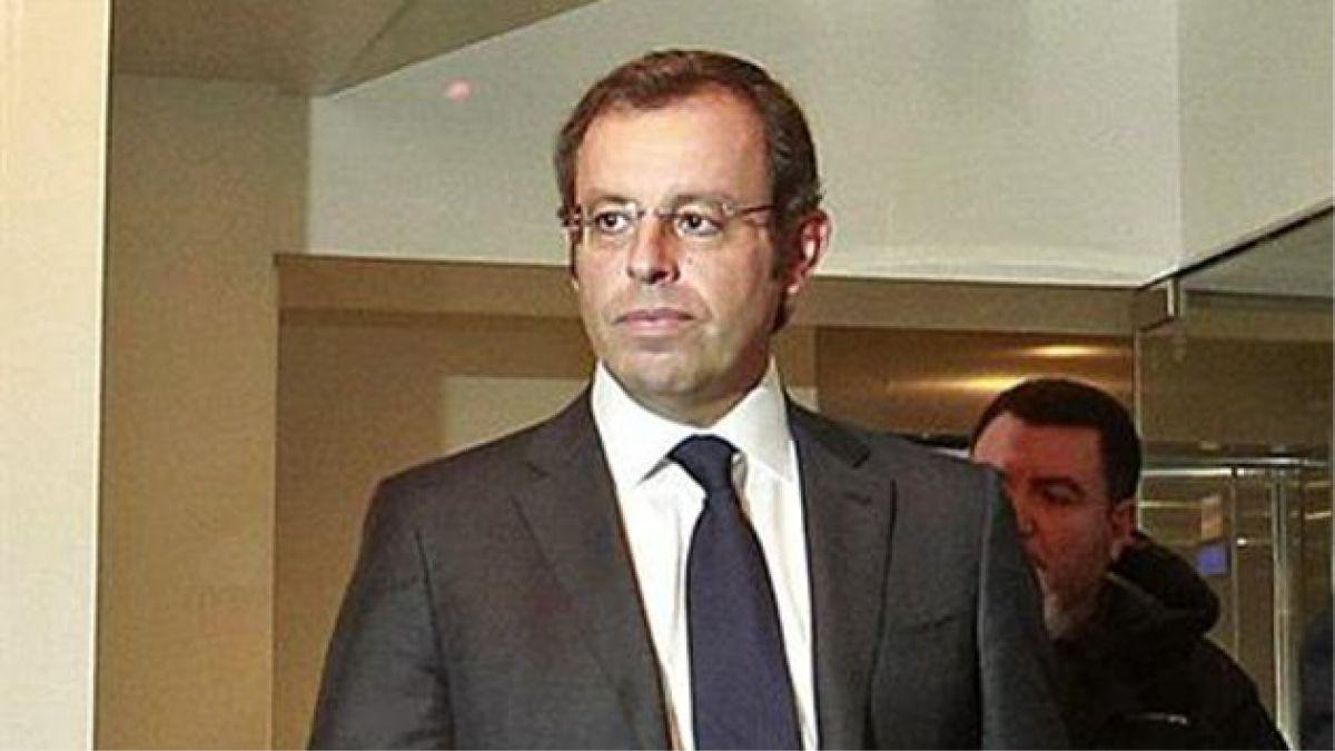 Fiscalía española pide pena de carcel para ex presidente del club Barcelona