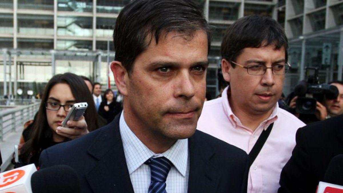 [27-F] Patricio Rosende cuestiona a Fiscalía tras formalización