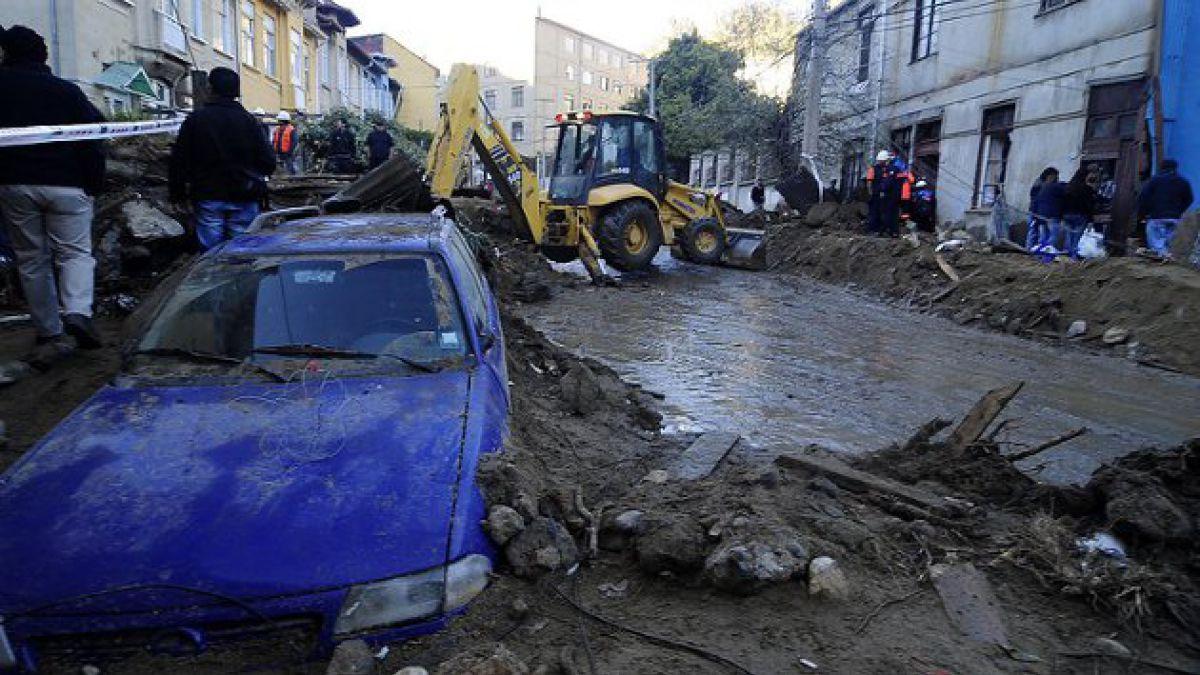 Multan a empresa Esval por cortes de agua en Valparaíso