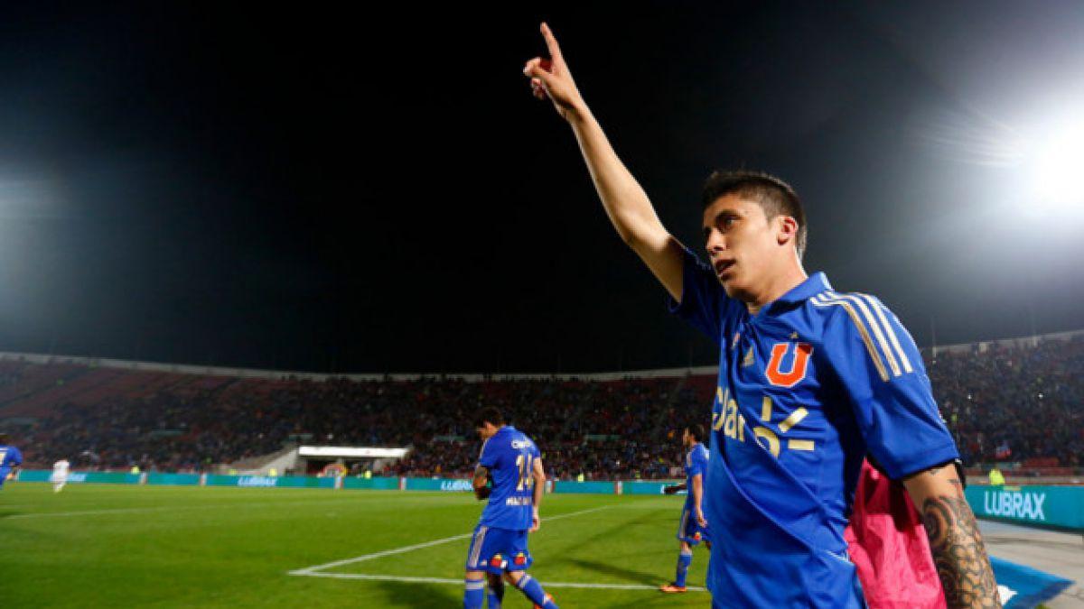 Estos son los 22 jugadores que no continúan en Universidad de Chile