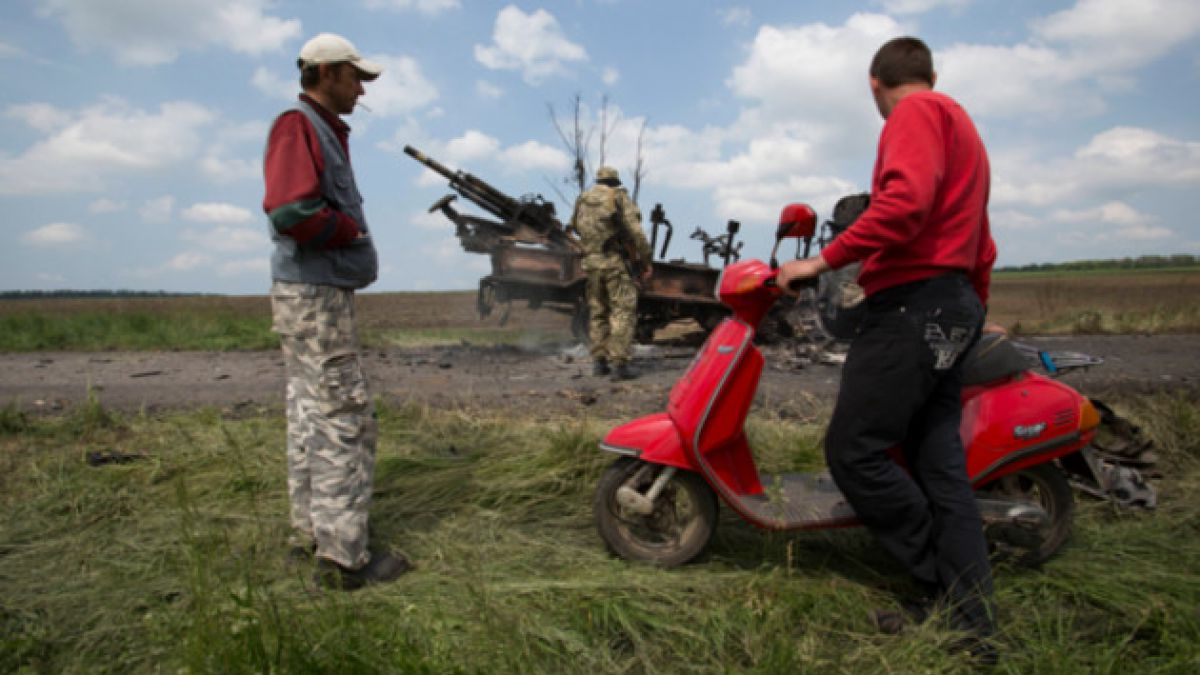 Vladimir Putin ordena el retiro de las tropas cercanas a Ucrania