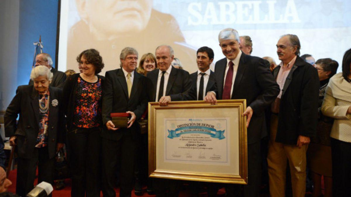 Alejandro Sabella deja la banca de la Selección argentina