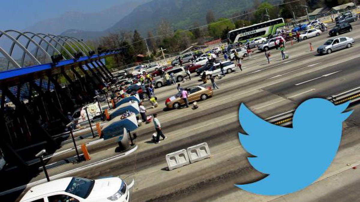 Las cuentas que debes seguir en Twitter para evitar congestiones en Semana Santa