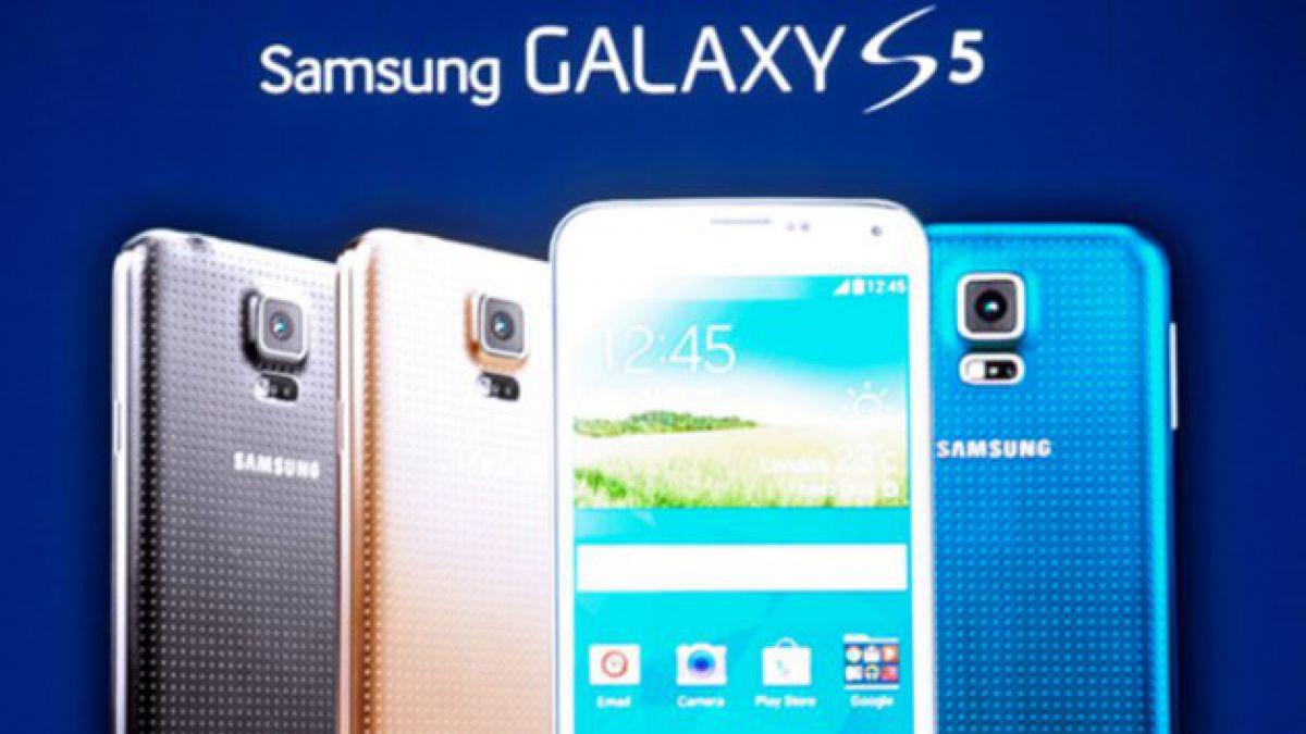 Las características del Samsung Galaxy S5, la última apuesta en smartphones