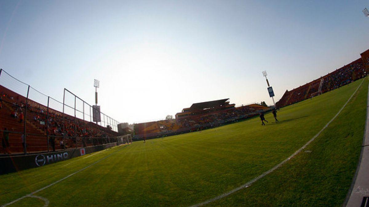 Santa Laura albergará duelo entre S. Wanderers y U. de Chile