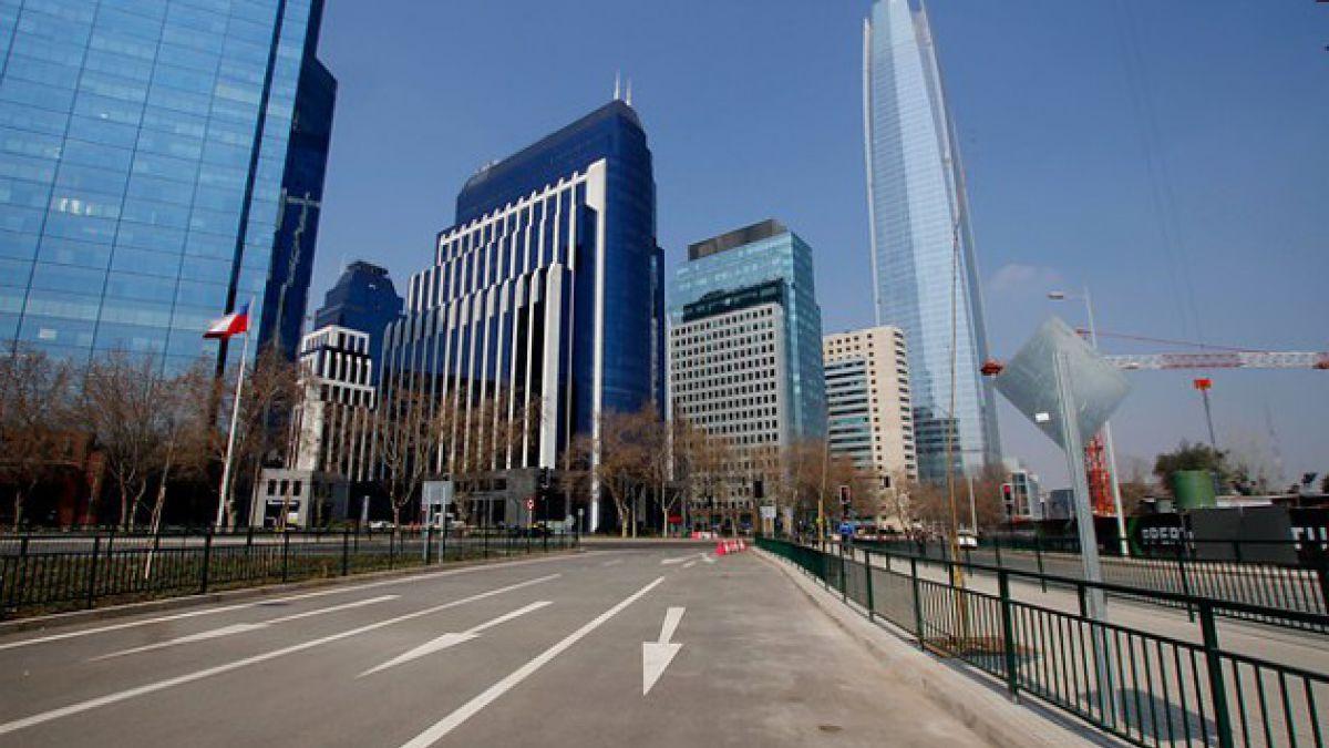 Recortan estimación de crecimiento de economía chilena este año