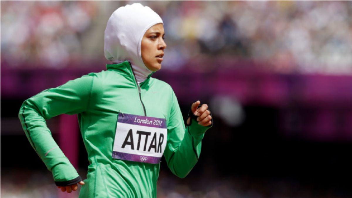 [JJ.OO.] Mujer saudí hace historia en atletismo