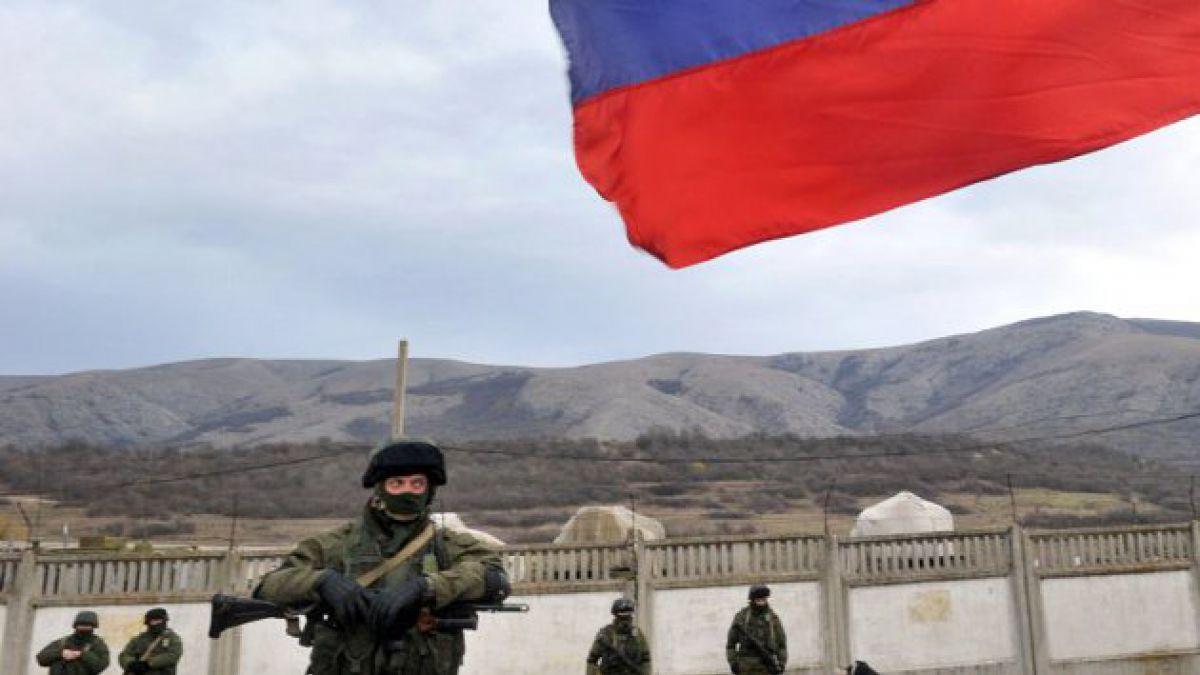 Fuerzas a favor de Rusia se toman cuartel de la Marina en Sebastopol