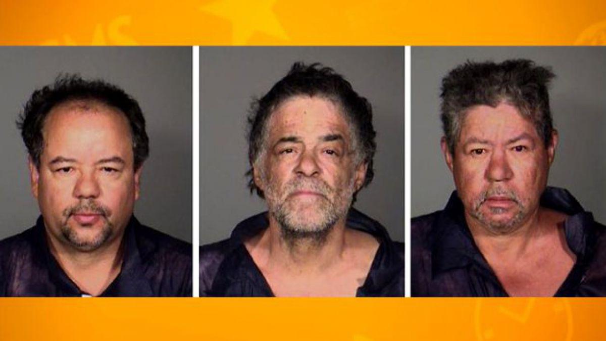 Difunden fotos de los detenidos por impactante secuestro en EE.UU.