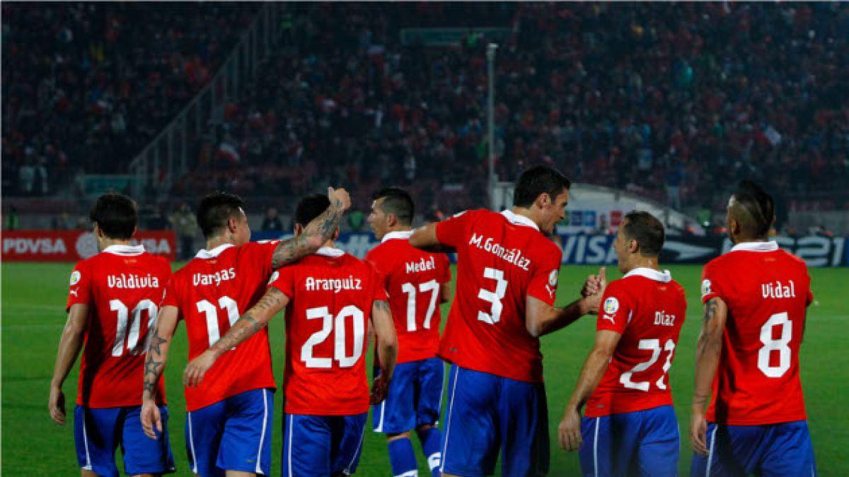 """Confirman partido amistoso de la """"Roja"""" ante Inglaterra"""