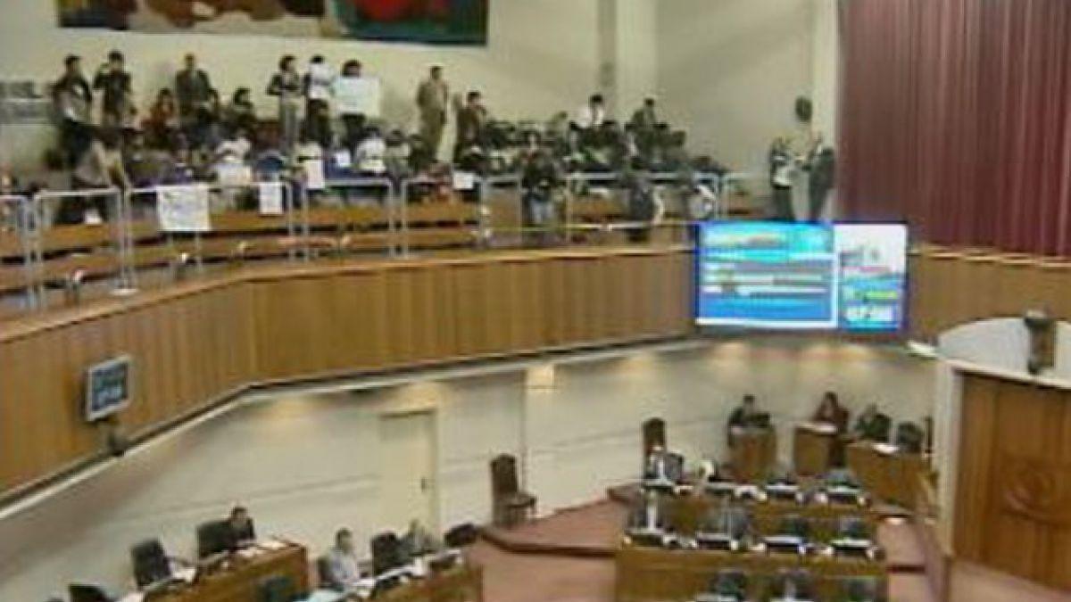 Senado rechaza idea de legislar de iniciativas sobre despenalización de aborto terapéutico