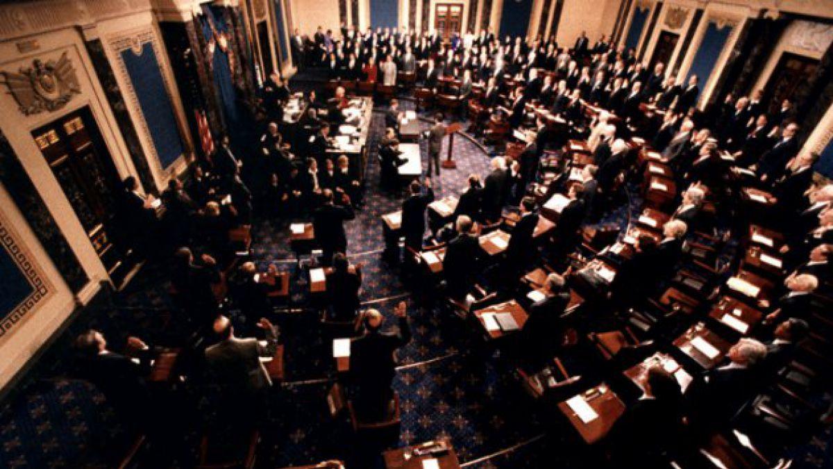 Resultado de imagen para bancada democrata del senado