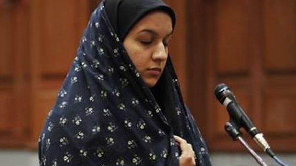 Irán: Piden revocar pena de muerte a mujer que asesinó a hombre en defensa propia