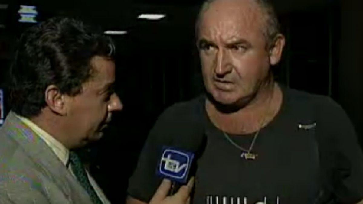 Muere ex frentista Sergio Buschmann