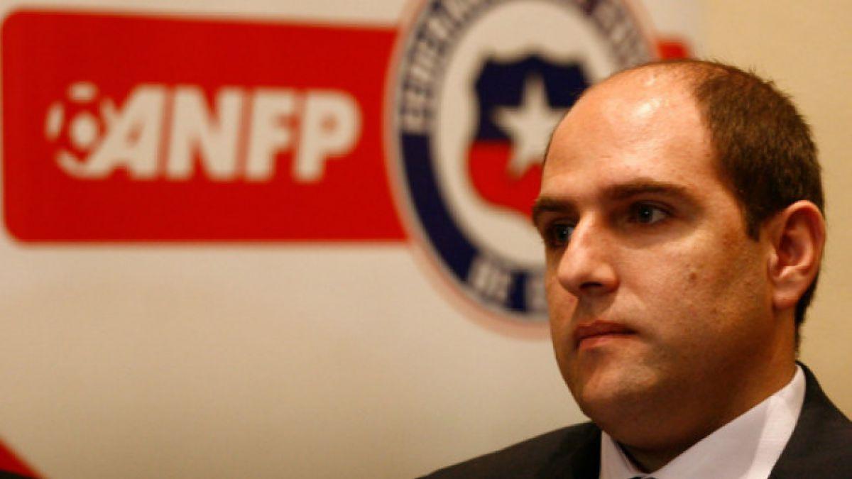 Sergio Jadue traza objetivos para el Mundial de Brasil y la Copa América 2015